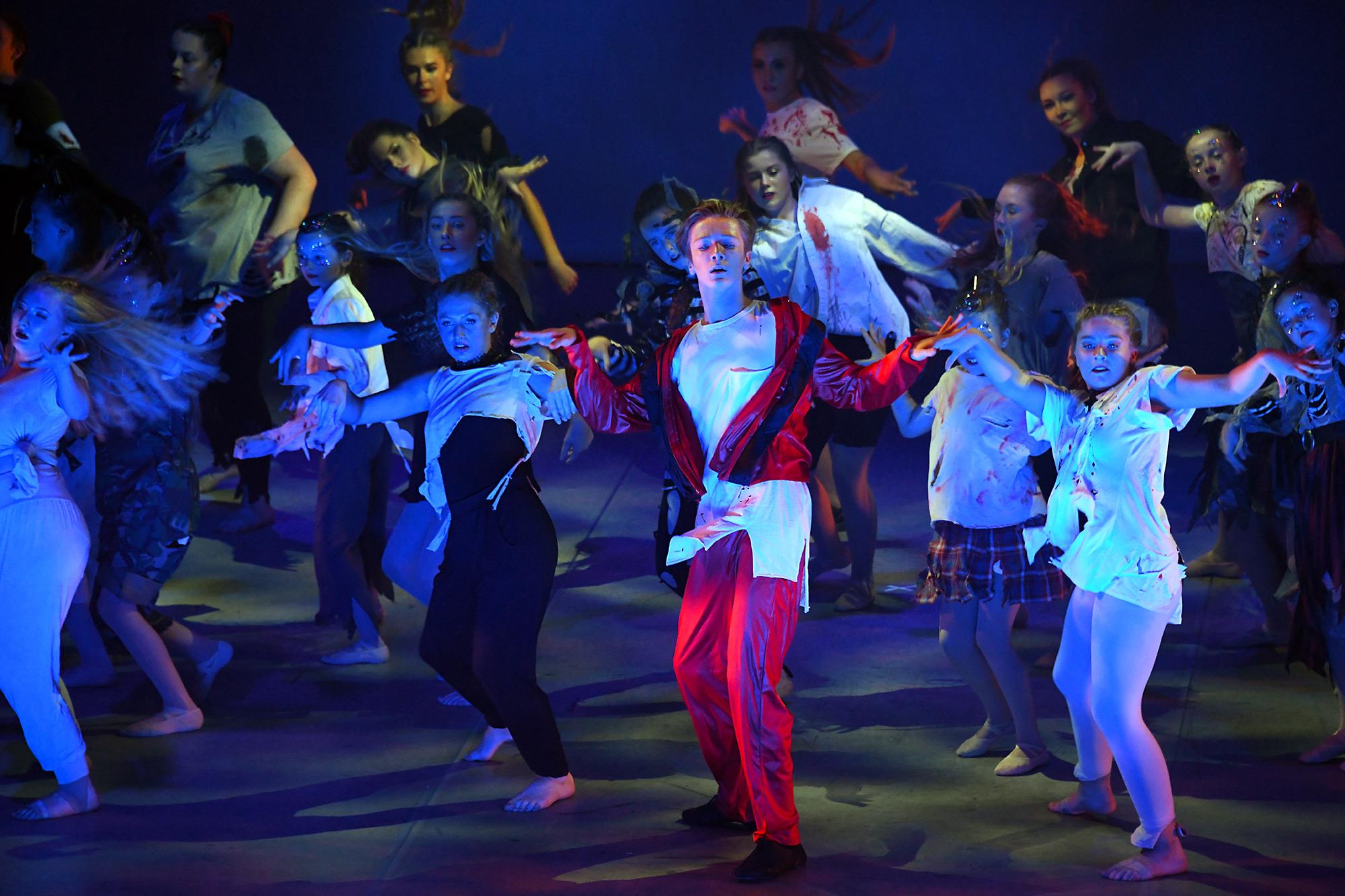THE DANCE SCHOOL
